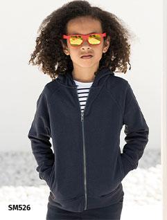 Kinder Hooded Jackets