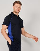 Men`s Piped Performance Polo
