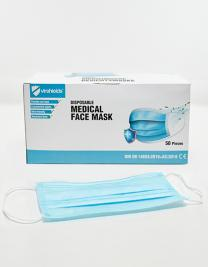 Medical Face Mask Typ IIR (Pack of 50)