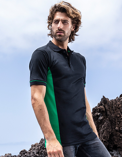 Men`s Function Contrast Polo
